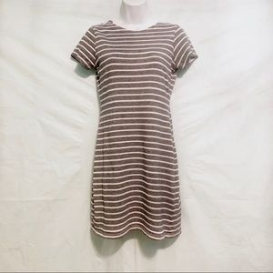 Sail to Sable Blue and White Striped Dress Size XS